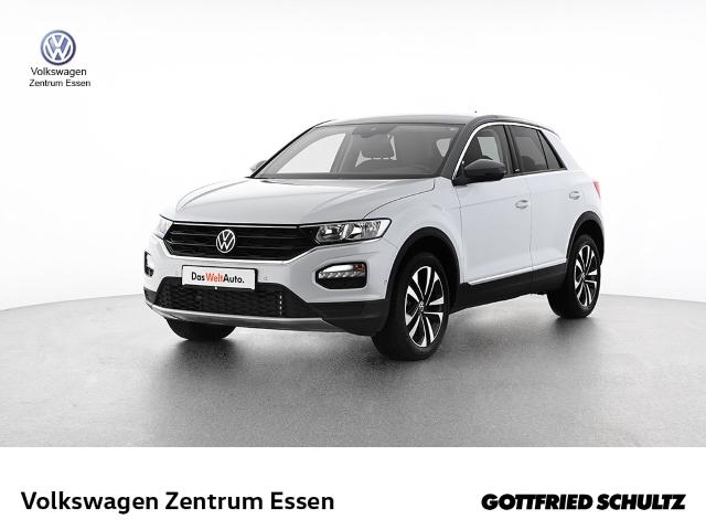 Volkswagen T-Roc United 1 5 TSI Navi Kamera Beats-Sound DAB, Jahr 2021, Benzin