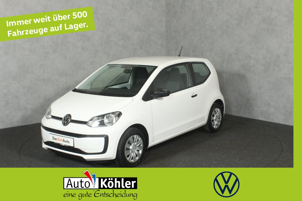Volkswagen up! take LED Tagfahrlicht Sportpaket HeadUp, Jahr 2017, Benzin