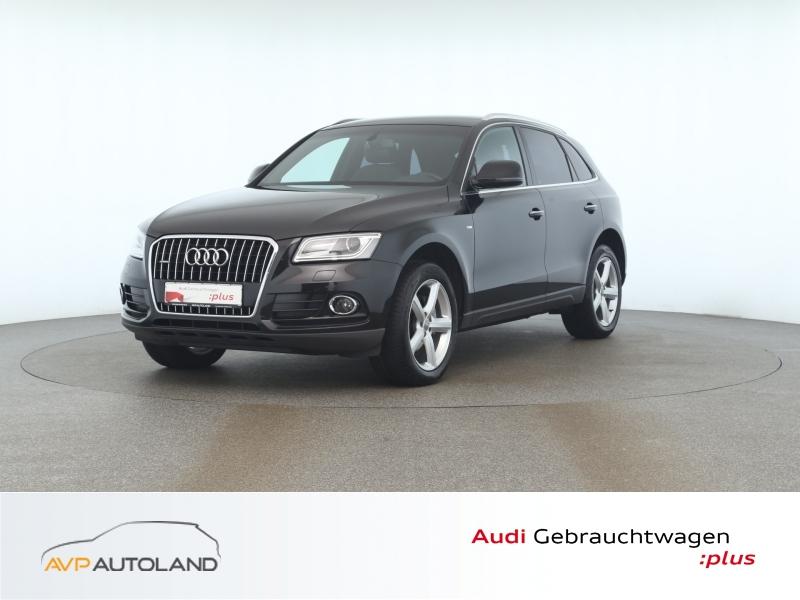 Audi Q5 2.0 TDI quattro S tronic S line XENON PLUS, Jahr 2015, Diesel