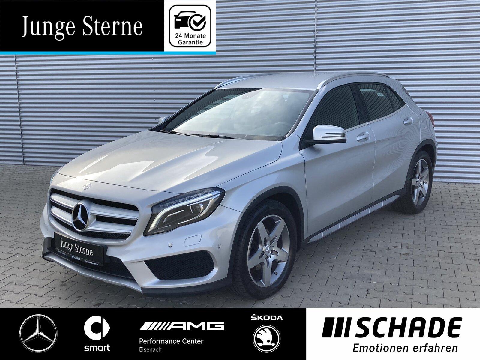 Mercedes-Benz GLA 200 AMG Line *Navi*Xenon*Kamera*Street Style, Jahr 2015, Benzin