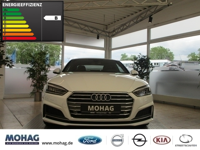 Audi A5 Coupe S-Line 2.0l TFSI *S-tronic-Matrix-LED* -Euro 6-, Jahr 2017, Benzin