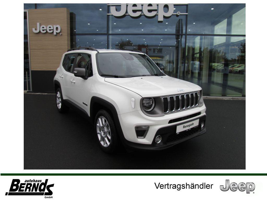 Jeep Renegade finanzieren