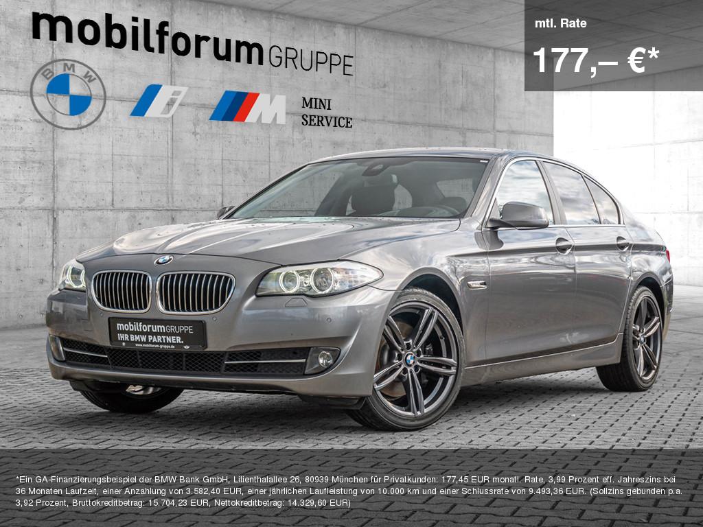 BMW 525d, Jahr 2014, Diesel