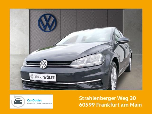 Volkswagen Golf VII 1.6 TDI Comfortline FrontAssist Klima Einparkhilfe Sitzheizung Golf 1,6 CLB 85 fTDIM5F, Jahr 2019, Diesel