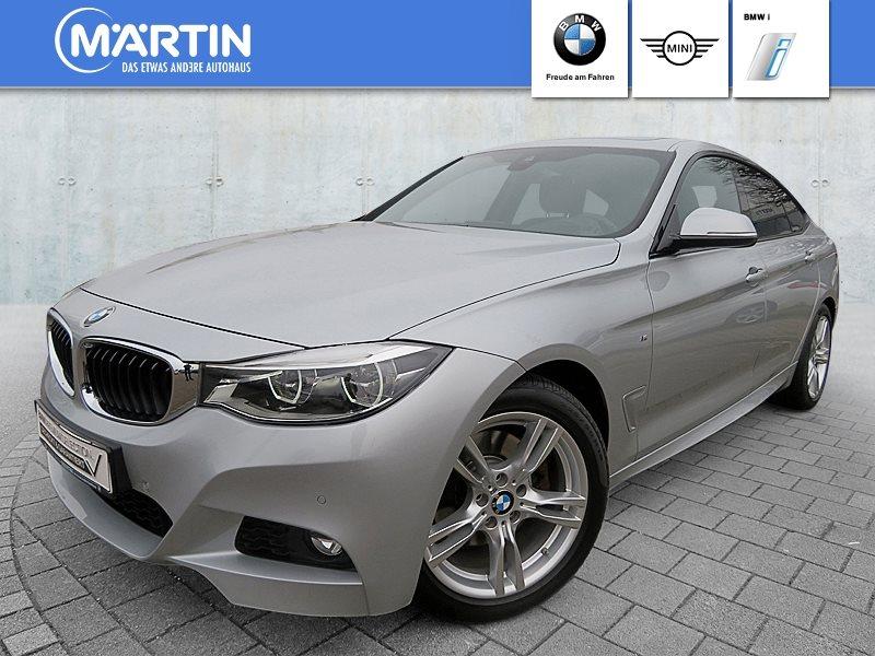 BMW 330 Gran Turismo i *M Sportpaket*HUp*HiFi*LED*, Jahr 2017, Benzin