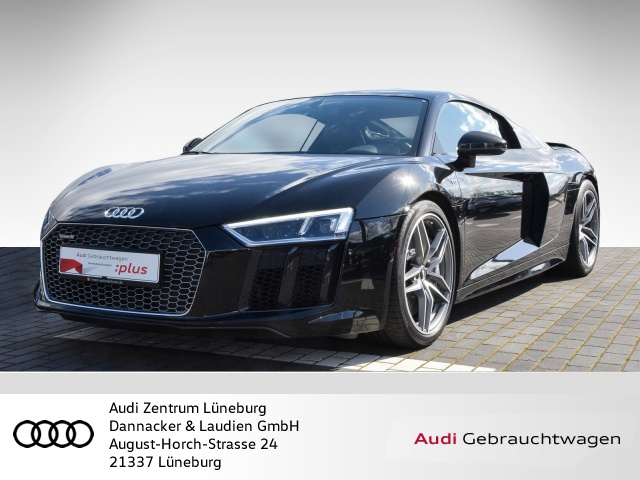 Audi R8 Coupé 5.2 FSI plus quattro Alu LEDScheinw., Jahr 2016, Benzin