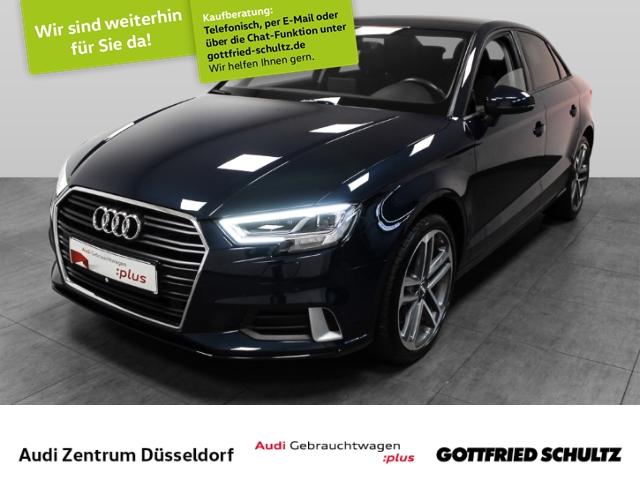Audi A3 Limousine 2.0 TDI 6-Gang, Jahr 2018, Diesel