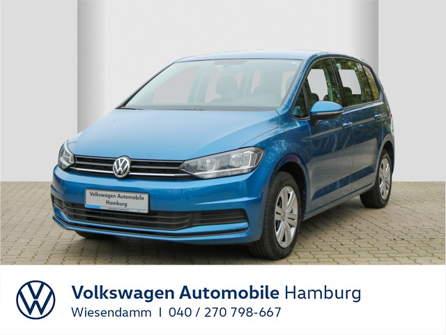 Volkswagen Touran 1.2 TSI Klimaanlage PDC 7-Sitze, Jahr 2016, Benzin