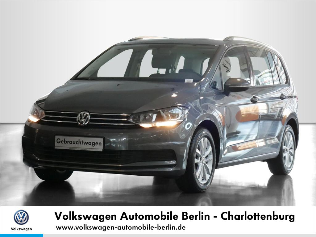 Volkswagen Touran 1.4 TSI Comfortline BMT, Jahr 2017, Benzin