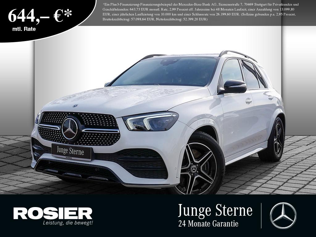 Mercedes-Benz GLE 450 AMG Line 4M, Jahr 2019, Benzin