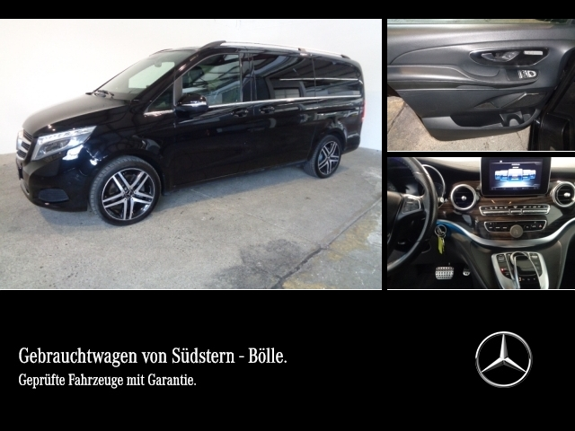 Mercedes-Benz V 250 AVANTGARDE EDITION COMA+LED+DISTRON.+360°, Jahr 2015, diesel