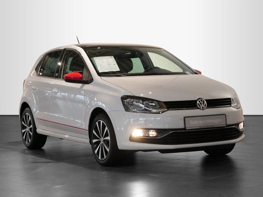 Volkswagen Polo 1.0 Beats Edition P-DACH SHZ PDC, Jahr 2016, Benzin