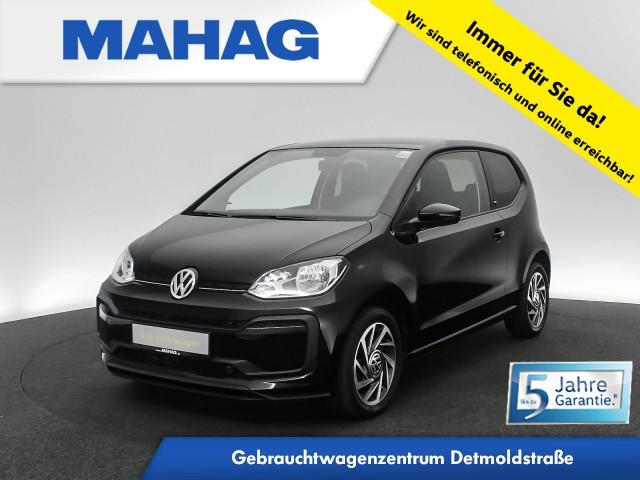 Volkswagen up! 1.0 TSI Sound Klima Bluetooth 15Zoll 5-Gang, Jahr 2017, Benzin