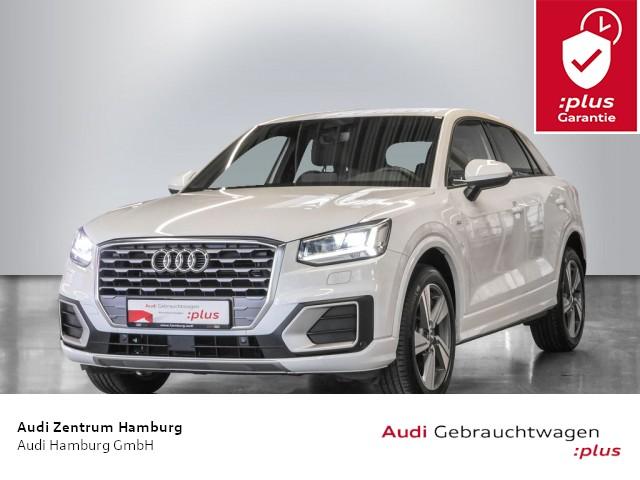 Audi Q2 sport 35 TFSI S tronic S LINE AHK LED NAVI-PLUS, Jahr 2020, Benzin