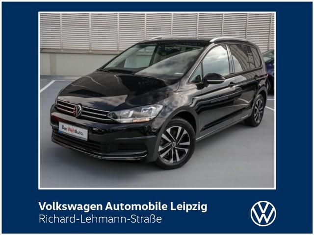 """Volkswagen Touran """"UNITED"""" 2.0 TDI SCR *7 Sitze*AHK*Navi*, Jahr 2020, diesel"""