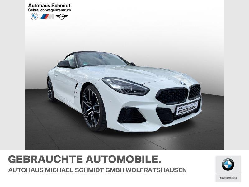 BMW Z4 M40i 19 Zoll*ACC*Harman Kardon*M Fahrwerk*, Jahr 2021, Benzin