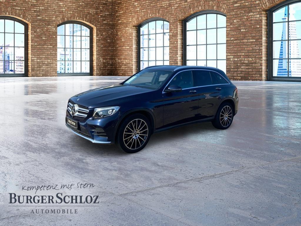 Mercedes-Benz GLC 300 4MATIC AMG/Sitzklima/Comand/LED/360°, Jahr 2018, Benzin