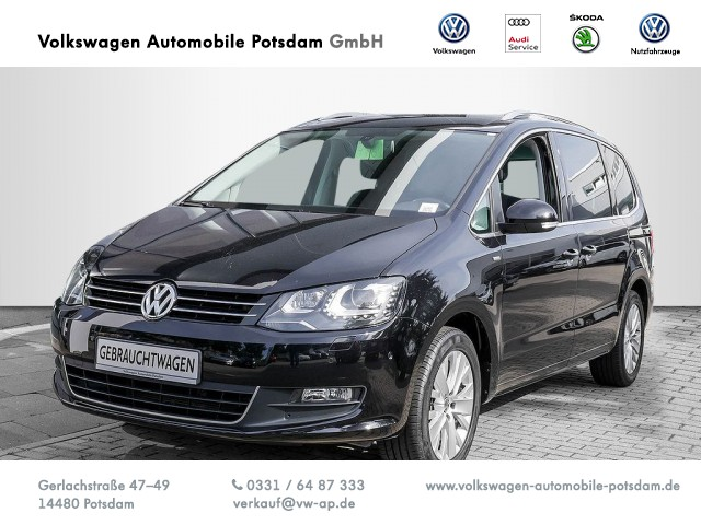 Volkswagen Sharan 1.4 TSI Comfortline Navi Xenon SHZ ZV, Jahr 2013, Benzin