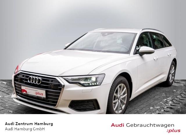 Audi A6 Avant 40 TDI quattro S tronic ACC LED NAVI LEDER, Jahr 2019, Diesel