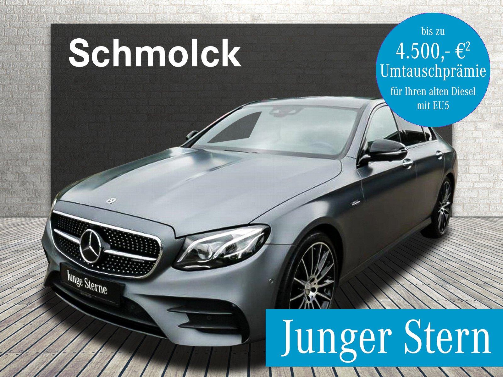 Mercedes-Benz Mercedes-AMG E53 4M+ SITZKLIMA/DSTR/BURM/NP 110K, Jahr 2019, Hybrid