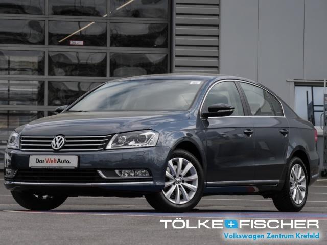 Volkswagen Passat 1.4 TSI Comfortline Xenon Navi Sitzh, Jahr 2014, Benzin
