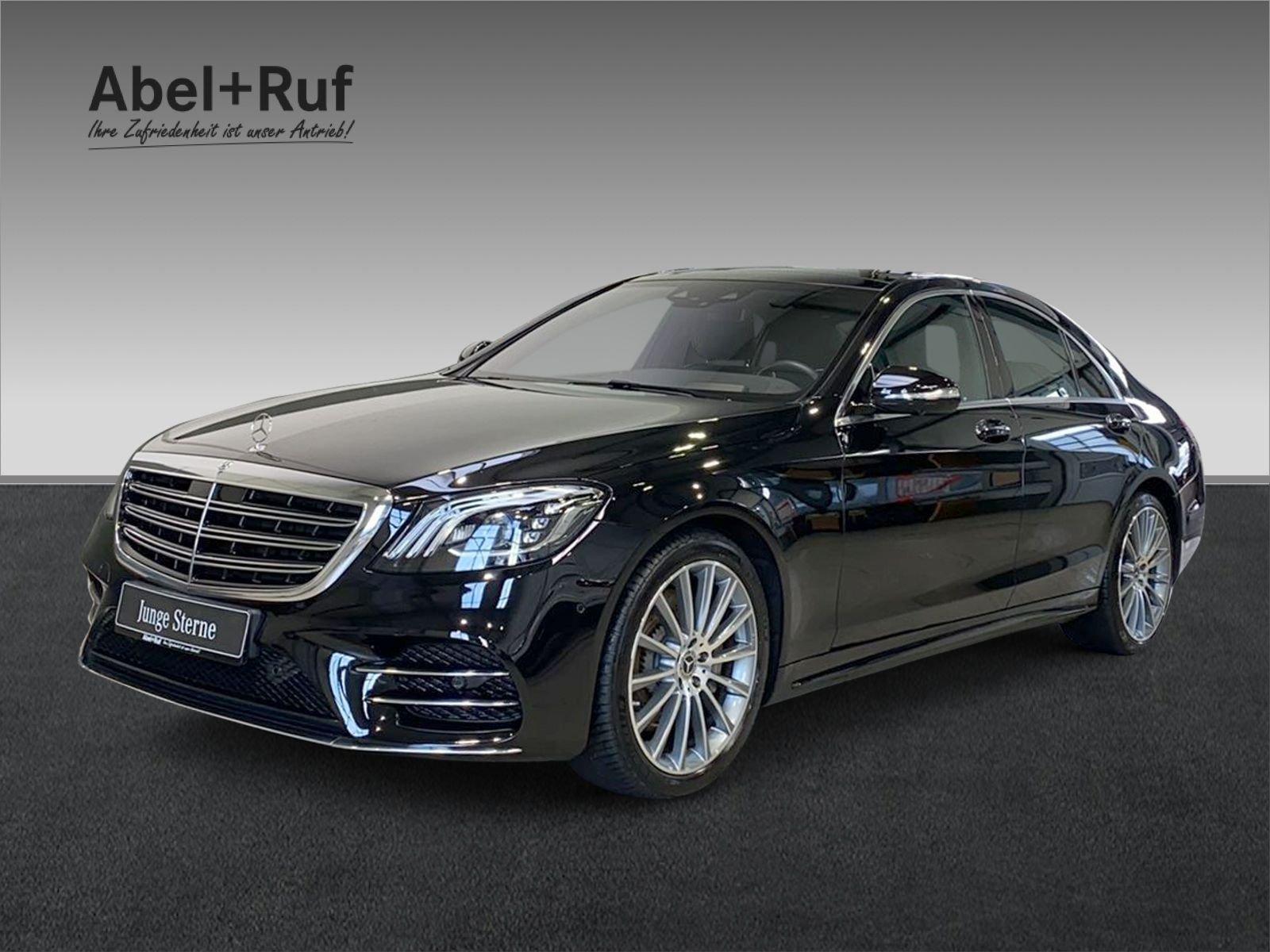 Mercedes-Benz S 400d+AMG+MULTIBEAM+Burmester+Pano+360°+20, Jahr 2018, Diesel