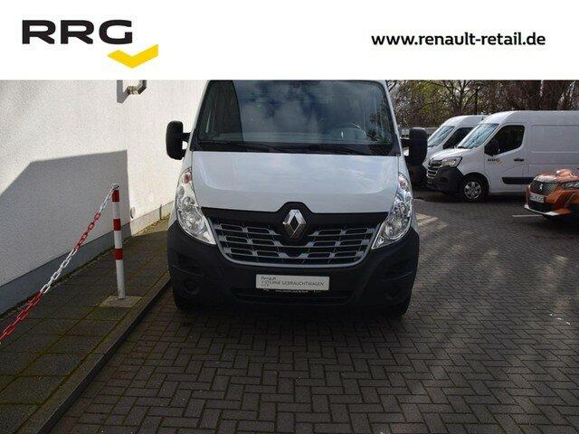 Renault MASTER DOKA PRITSCHE L2H1 3,5t dCi 125 KLIMAANL, Jahr 2015, Diesel