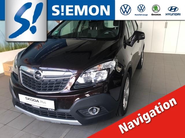Opel Mokka 1.4 Turbo Edition NAVI AHK SHK PDC KLIMA, Jahr 2015, Benzin