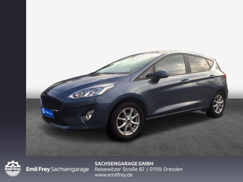 Ford Fiesta 1.1 COOL&CONNECT Navi Allwetter Sitzhzg., Jahr 2019, Benzin