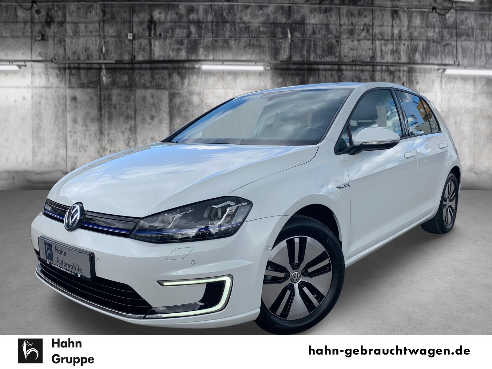 Volkswagen Golf VII e-Golf Comfortline LED Navi Sitzh PDC, Jahr 2016, Elektro