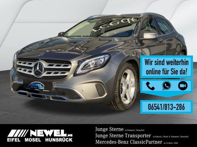 Mercedes-Benz GLA 220 4M AUTOMATIK*URBAN*LED*360°*NAVI*SPUR-P, Jahr 2019, Benzin