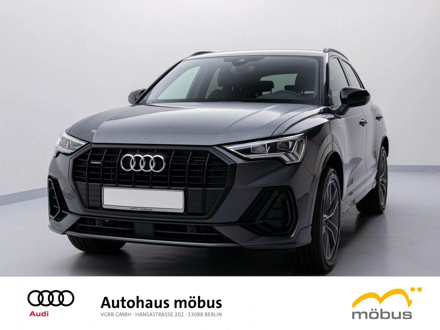 Audi Q3 S line 40 TFSI QU*S-TRO*LED*AVC*MFL*B&O*DAB, Jahr 2020, Benzin