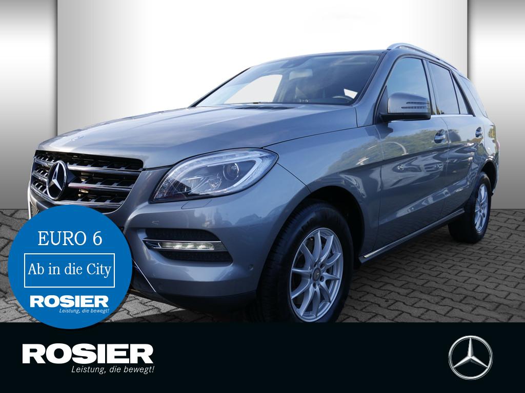 Mercedes-Benz ML 250, Jahr 2013, Diesel