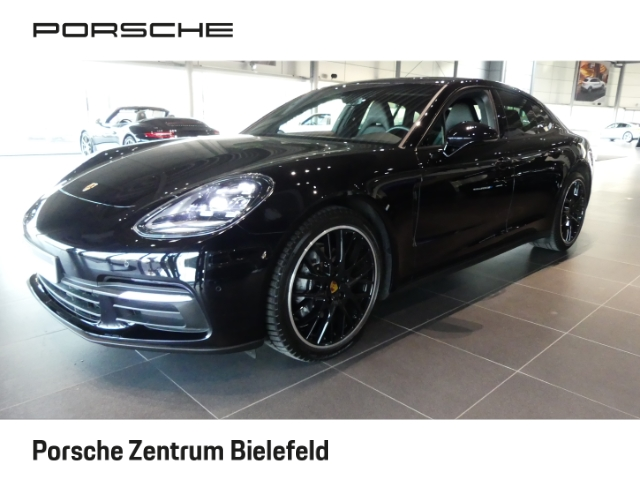 Porsche Panamera Navi Rückfahrkam. El. Heckklappe PDCv+h Multif.Lenkrad Klimaautom SHZ Temp, Jahr 2018, Benzin