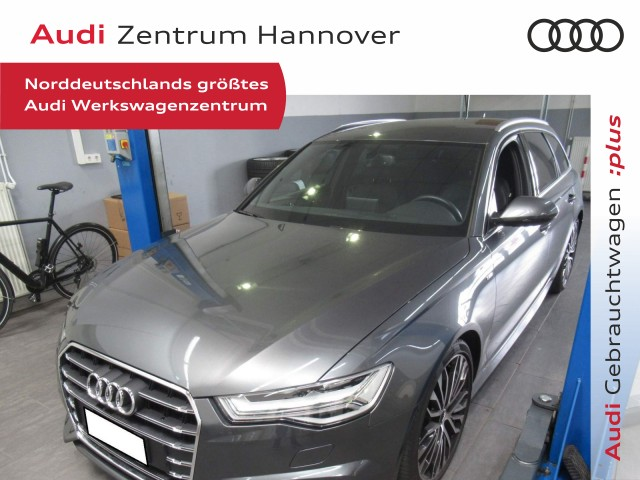 Audi A6 Avant 2.0 TDI S-line LED Alcant. Kamera Navi DAB, Jahr 2018, Diesel