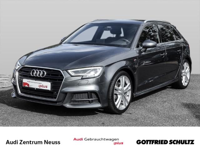 Audi A3 Sportback 1.5 TFSI sport s-tronic, Jahr 2018, Benzin