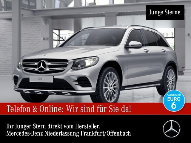 Mercedes-Benz GLC 350 d 4M AMG Burmester COMAND Kamera EDW PTS, Jahr 2017, Diesel
