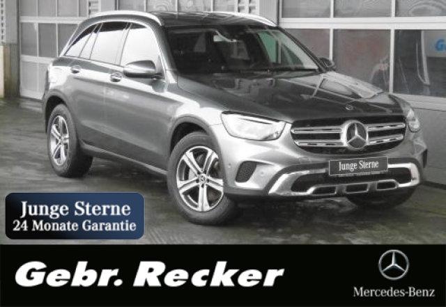 Mercedes-Benz GLC 300 d 4M AHK MULTIBEAM Distr. Kamera COMAND, Jahr 2019, Diesel