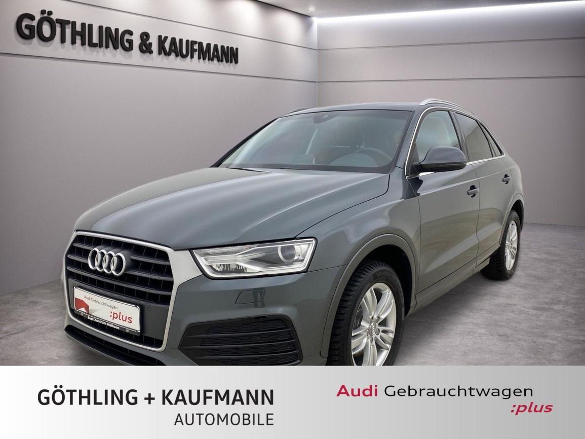 Audi Q3 1.4 TFSI 92kW*Kamera*Xenon+*Alcantara*PDC+*Na, Jahr 2018, Benzin