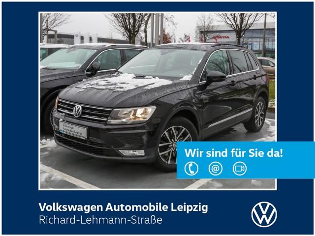 Volkswagen Tiguan Comfortline 2.0 TDI 4Motion DSG *AHK*, Jahr 2016, Diesel