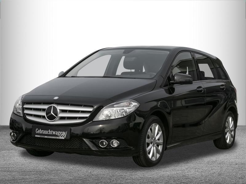 Mercedes-Benz B 180 BE *7G-DCT*Parktronic*Kamera*LM-Felgen*, Jahr 2013, Benzin
