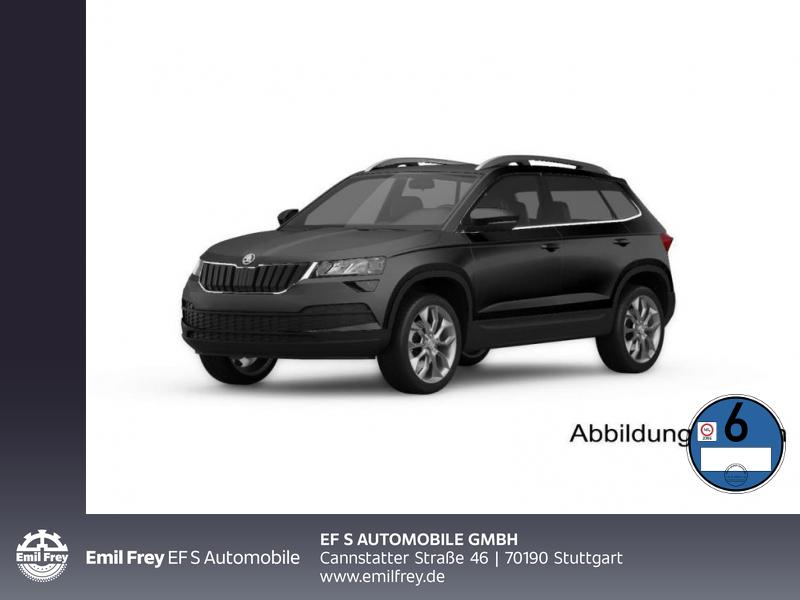 Skoda Karoq Style Karoq 2.0 TDI SCR 4x4 DSG Style 110 kW, 5-türig (Diesel) Geschlossen / SUV-Medium,, Jahr 2018, Diesel
