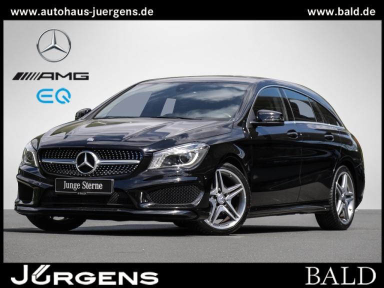 Mercedes-Benz CLA 180 SB AMG-Sport/Navi-V/Xenon/Park-A/SHZ/18, Jahr 2015, Benzin
