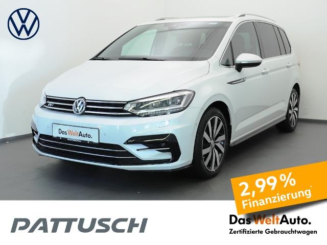 Volkswagen Touran 2.0 TDI R-Line DCC Rückfahrkamera DAB+, Jahr 2017, Diesel