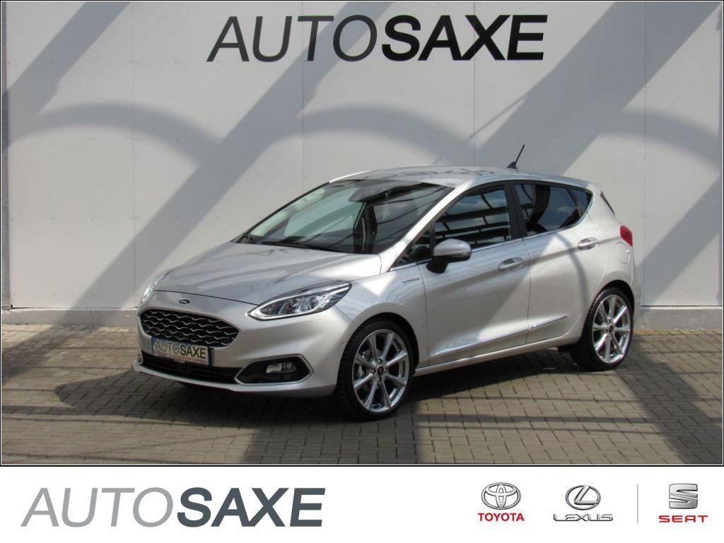 Ford Fiesta 1.0 EcoBoost S&S Aut. VIGNALE*NAVI*KLIMA*, Jahr 2019, Benzin