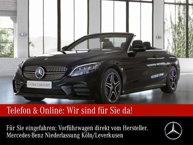 Mercedes-Benz C 200 Cab. AMG LED Night Airscarf Kamera PTS 9G, Jahr 2020, Benzin