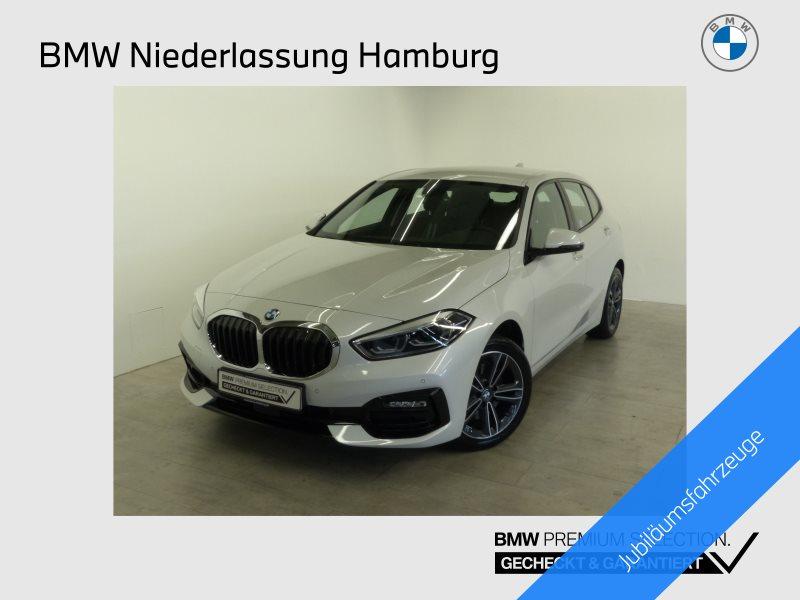 BMW 116d Sport Line LED Tempomat Klimaaut. Shz PDC, Jahr 2019, Diesel