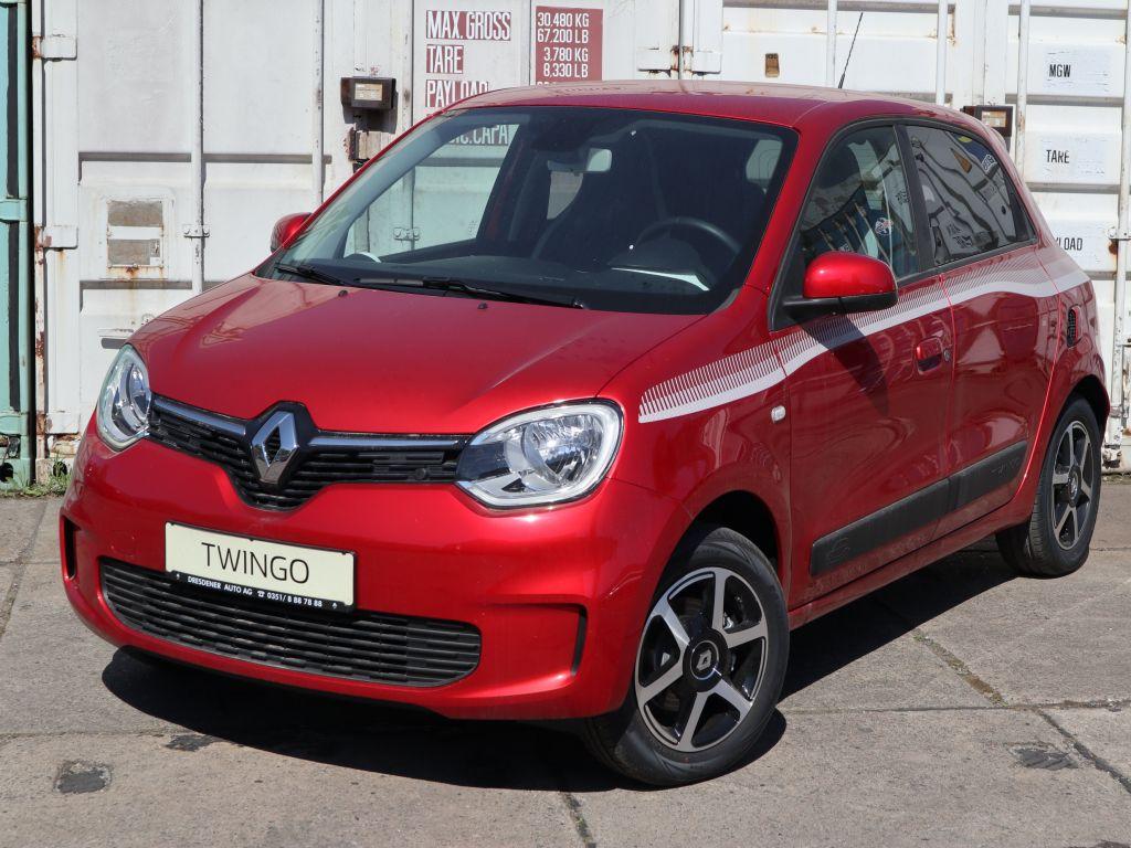 Renault Twingo SCe 75 LIMITED, Jahr 2019, Benzin
