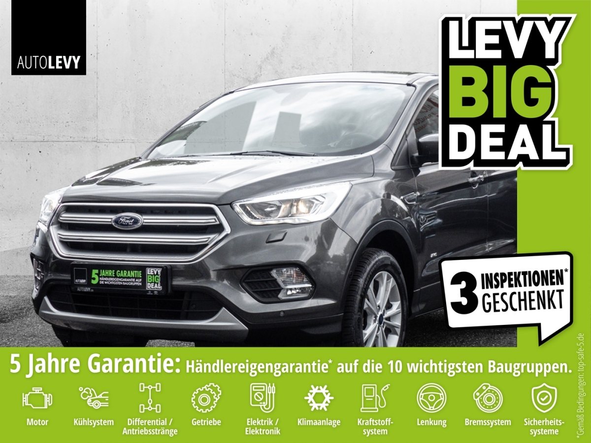 Ford KUGA TITANIUM AWD Aut. *NAVI*KAMERA*WINTER*SYNC3, Jahr 2017, Benzin