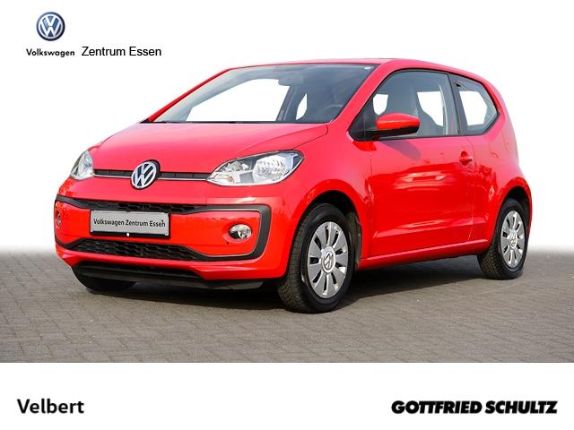 Volkswagen up! Move 1,0 SHZ Bluetooth Klima, Jahr 2017, Benzin